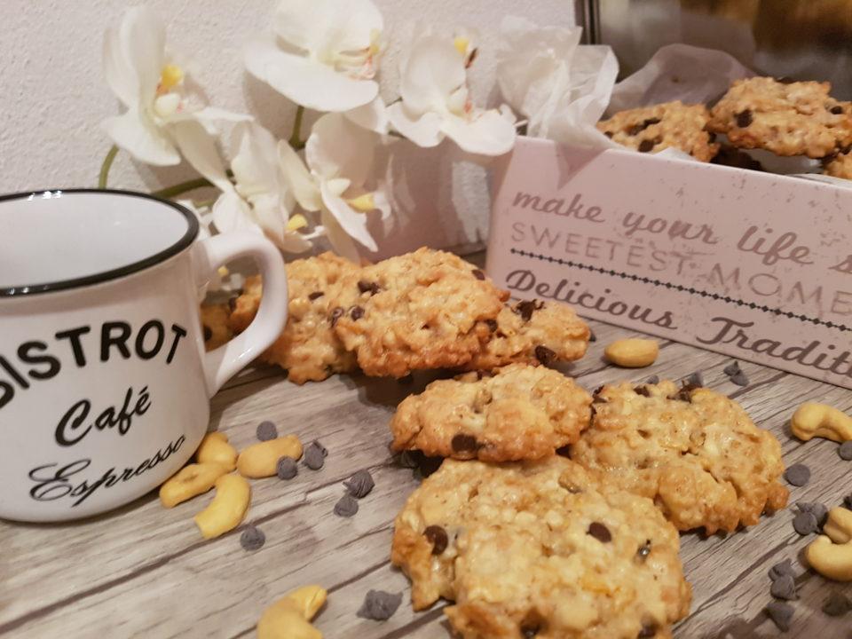 (Italiano) Biscotti vegani con anacardi