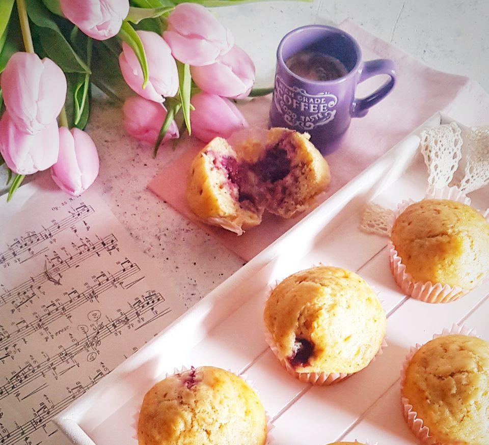 (Italiano) Muffin vegani alle banane e more
