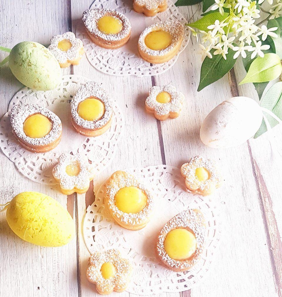 (Italiano) Ovetti di frolla con lemon curd