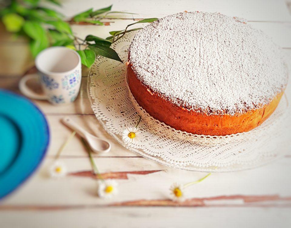(Italiano) Torta paradiso senza glutine