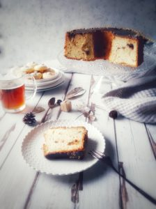 (Italiano) Chiffon cake alla Nutella