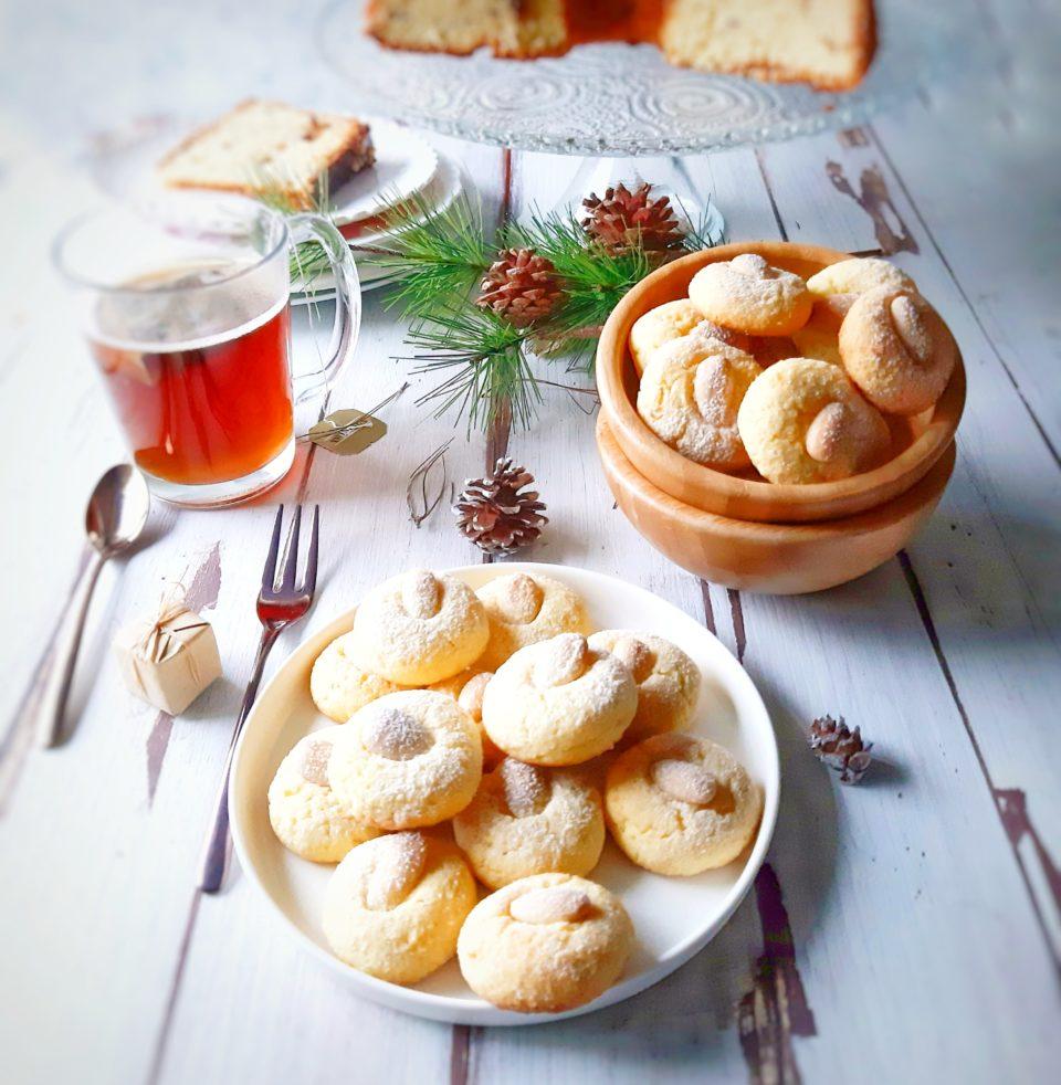 (Italiano) Biscotti alle mandorle e limone