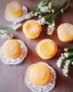(Italiano) Muffin alle carote e mandorle