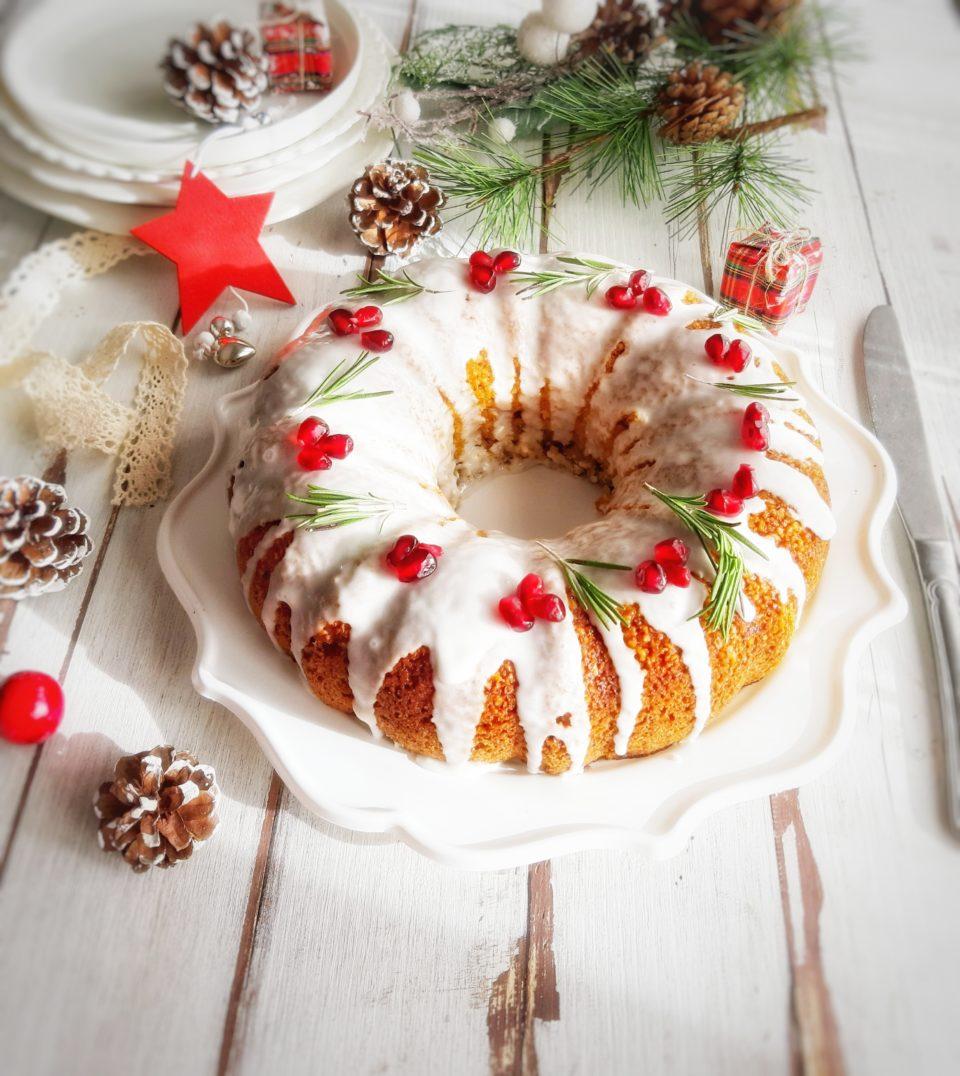 (Italiano) Bundt cake di Natale