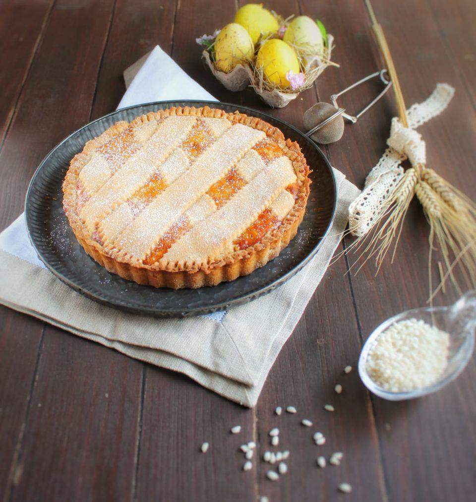 (Italiano) Pastiera di riso senza glutine