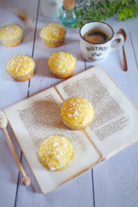 (Italiano) Muffin al lime e cocco