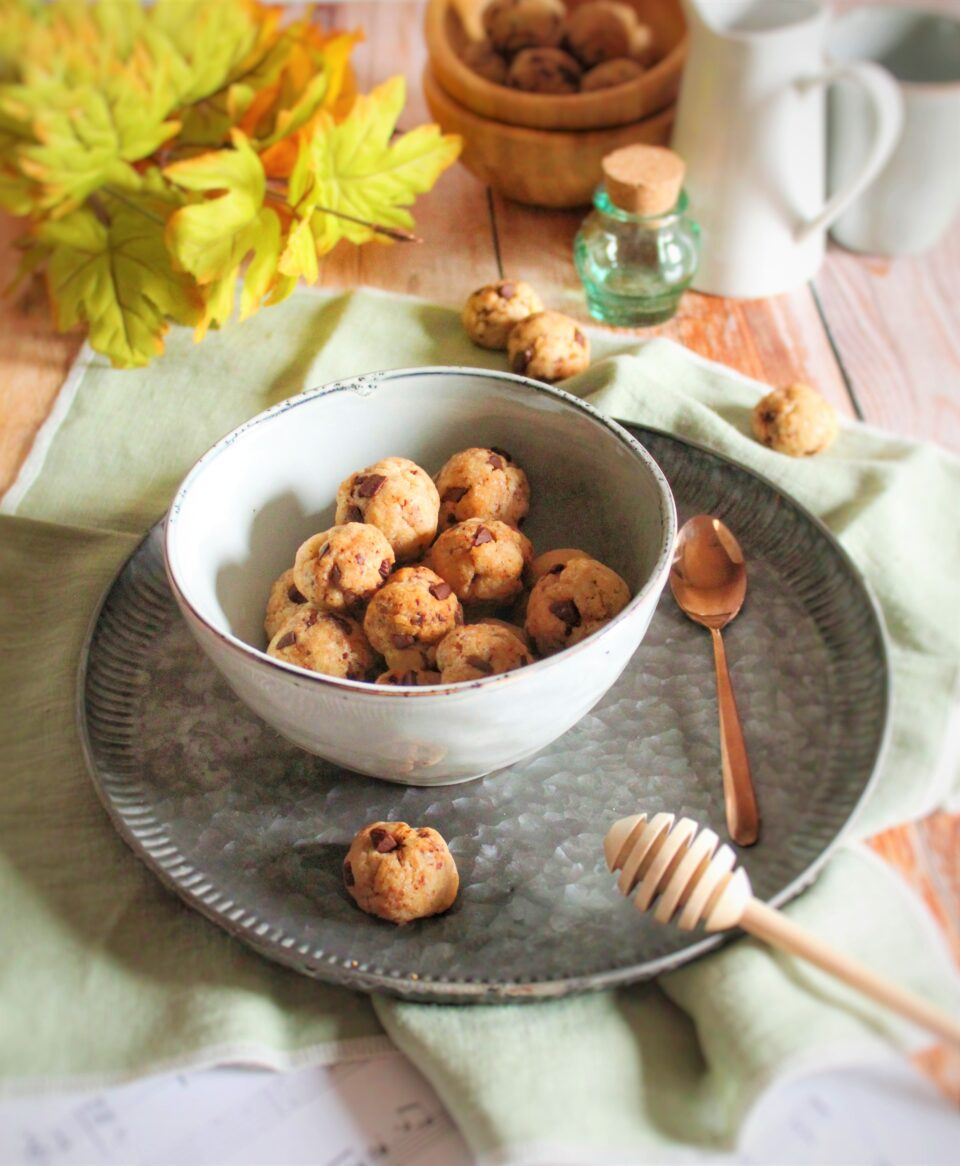 (Italiano) Cereal cookies vegani
