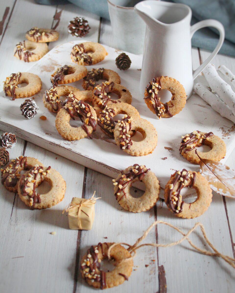 (Italiano) Biscotti di frolla al grano saraceno