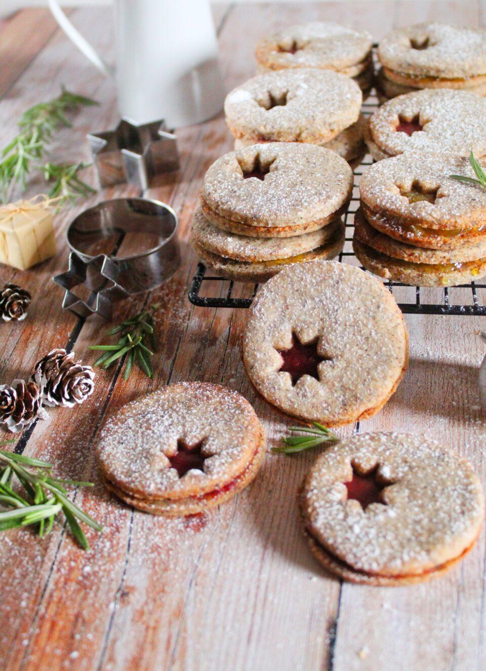 (Italiano) Biscotti al grano saraceno e mandorle