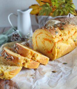 (Italiano) Pan bauletto alle  carote