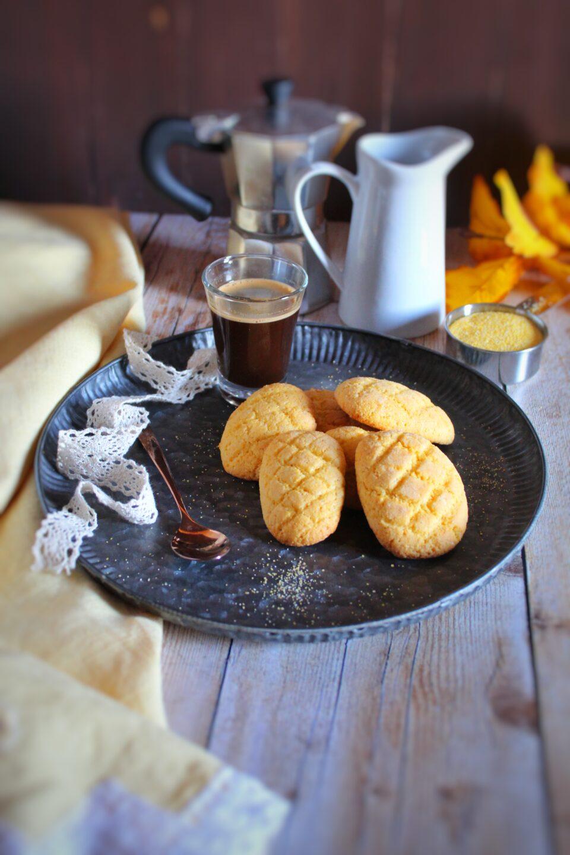(Italiano) Biscotti con farina di mais