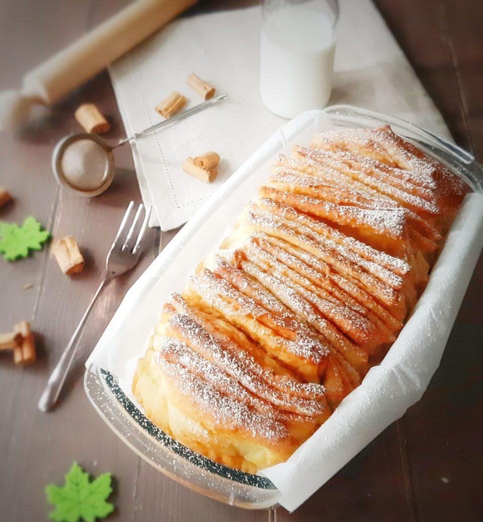 (Italiano) Pull-apart bread alla cannella