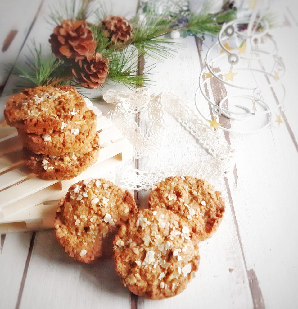 (Italiano) Biscotti all'avena e frutta secca