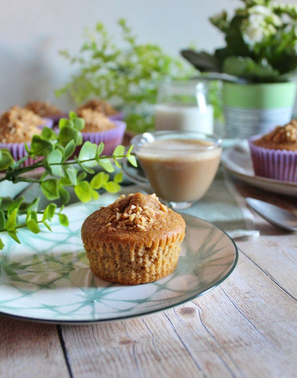 (Italiano) Muffin al caffè al farro