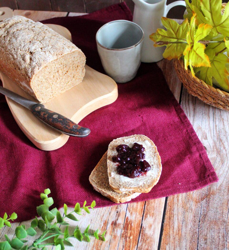 (Italiano) Pane integrale di segale e un compleanno speciale