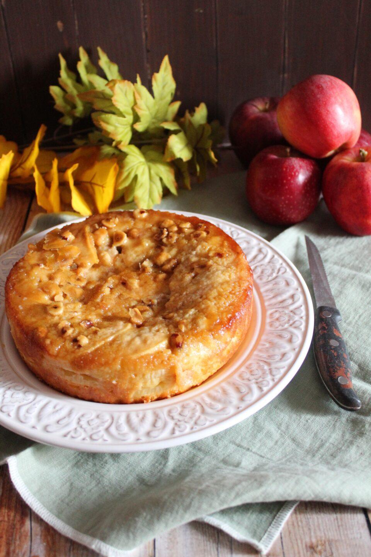 (Italiano) Finta tarte tatin per una mela al giorno
